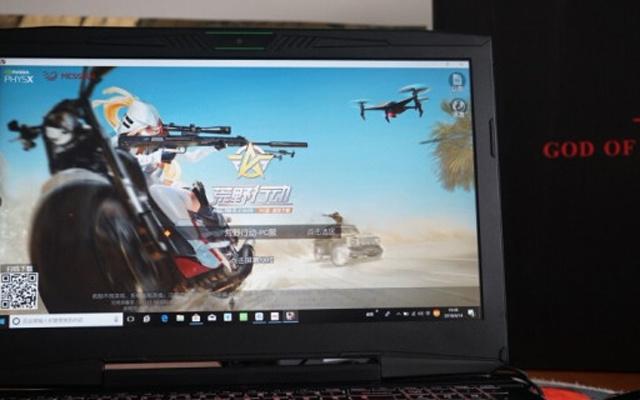 五千元的游戏本,却能有万元机的畅快体验 — 神舟战神Z7M笔记本评测 | 视频
