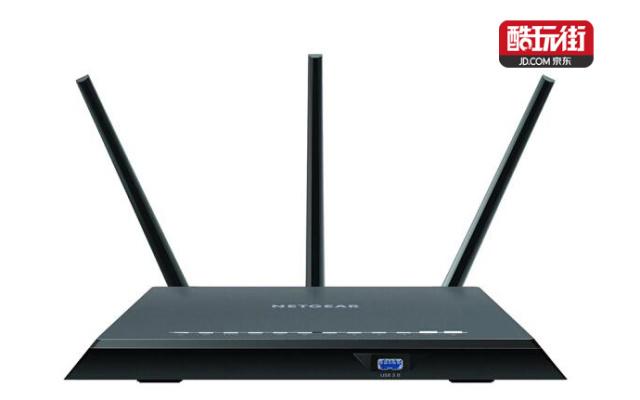 美国网件R7000P AC2300M 无线路由器