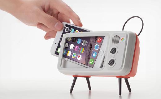 换上这个超萌手机壳,追剧党终于可以舒服看片!