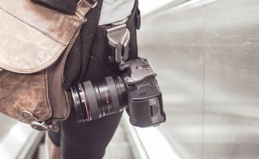 相机悬挂套让你携带更方便,轻松拿取不漏拍!