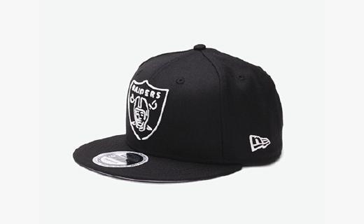 New Era棒球帽:刺绣花纹做工细致,羊毛材质佩戴舒适