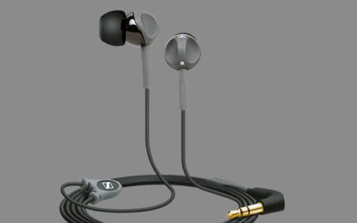 森海塞尔CX180入耳式耳机:降噪耳机入门款,舒适佩戴感受