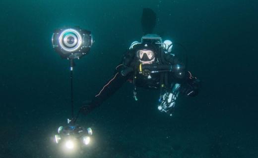 300米防水还能拍5K!史上最强水下相机卖6万