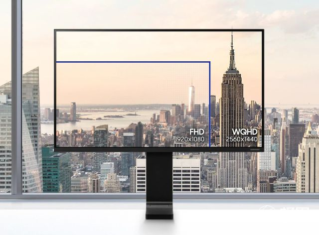三星发布SpaceMonitor显示器:三面无边框设计,2745元起售