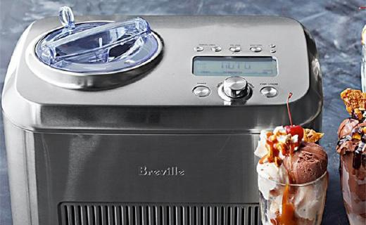 在家能做美味甜品的冰淇淋机,口味秒杀哈根达斯!