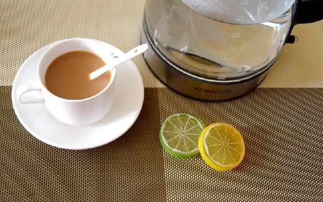 健康飲水從此開始,凱伍德玻璃電水壺體驗