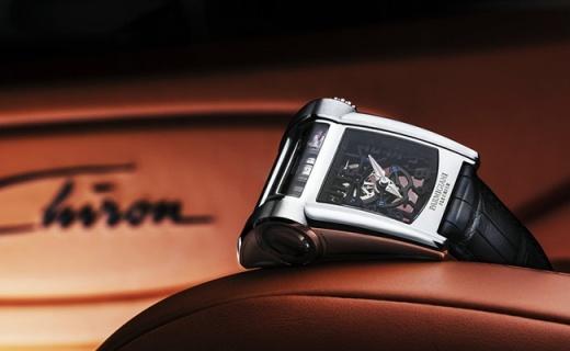 帕玛强尼联手布加迪推出超跑腕表,全球限量20枚