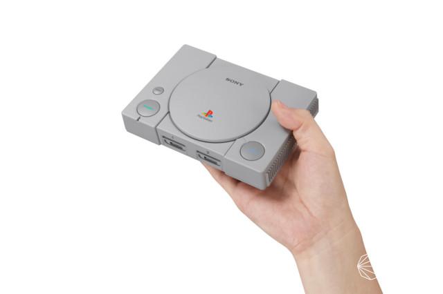 索尼迷你PS主机正式上市,回忆满满收藏党必入!