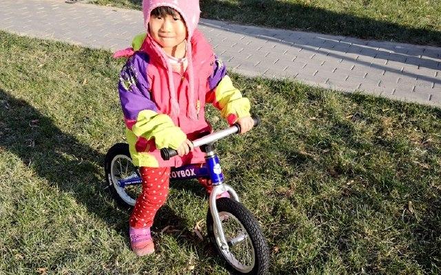 3-7岁宝宝最不可缺少的玩具之一TOYBOX儿童平衡车