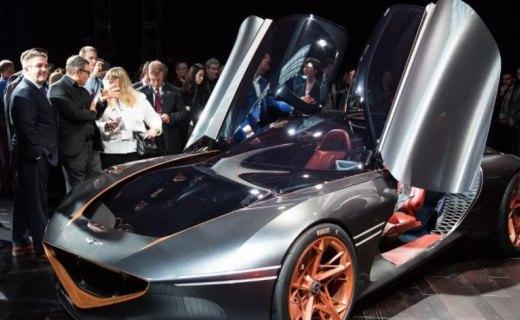 Genesis 发布纯电动双门GT跑车,3秒加速破百!