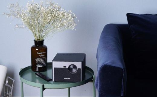 生活必备的高颜值好物,还能在家拍出时尚大片——极米无屏电视H2 Slim