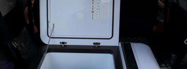 在春节返乡季,带上这款车载冰箱,成为移动保鲜箱——车载冰箱BCD15评测