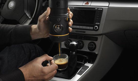 Handpresso Auto车载电动手咖 首发试用