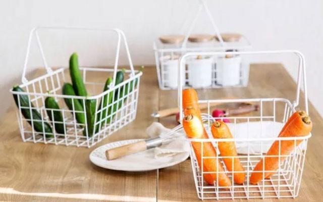 便宜又好用的收纳神器,发掘隐藏空间,分分钟让厨房整洁10倍