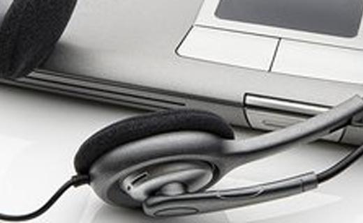 罗技H111头戴式耳机:降噪麦克风,全立体声音效