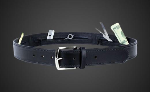 这款多功能腰带,让你的腰间成为百宝箱