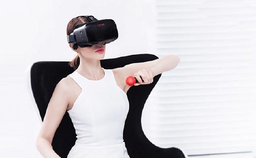蚁视VR头盔二代,五指手势都能识别!