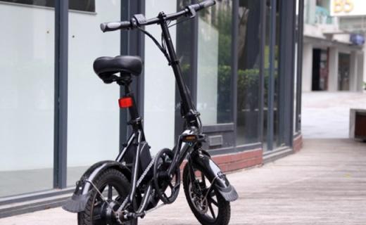 共享单车难扫?这款电助力自行车解决出行问题