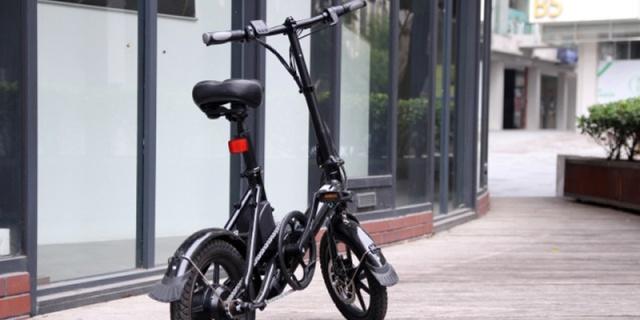共享單車難掃?這款電助力自行車解決出行問題