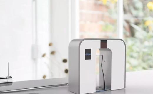 能调味的净水设备,让你彻底告别瓶装饮料!