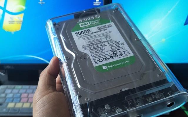 实用与创意的完美结合,让闲置硬盘利用起来,奥睿科透明硬盘盒简评