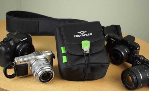 可以单手取设备的相机包,让你抓拍更及时