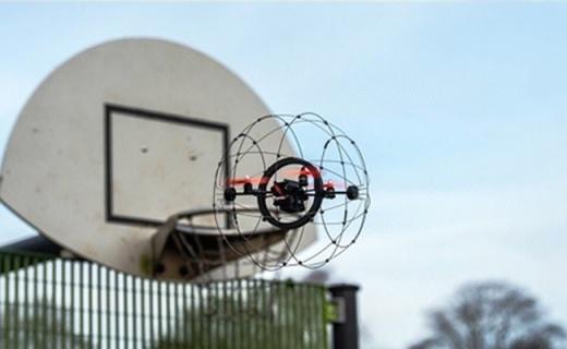 自带金钟罩的无人机,耐摔防震不伤人,小白也能上天