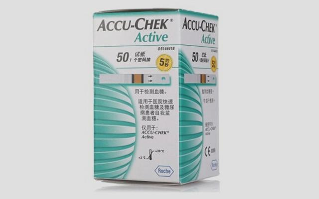 罗氏(Roche)活力型血糖仪