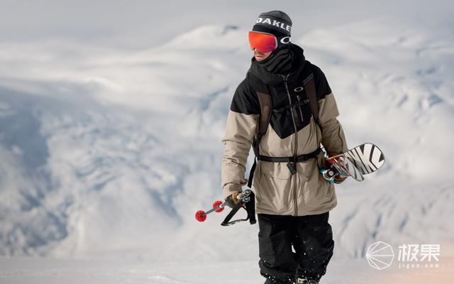欧克利(Oakley)FlightDeck滑雪眼镜