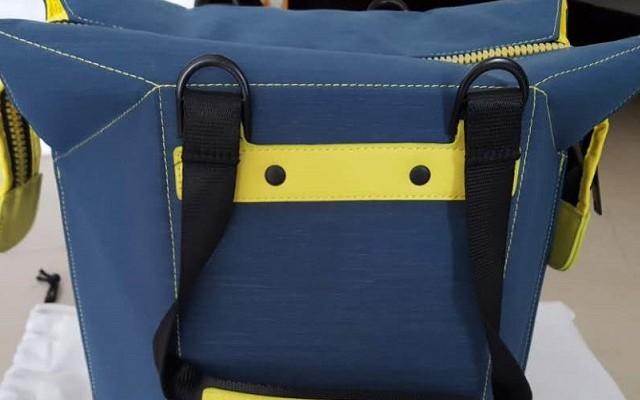 可以坐的硬派包,出行还要什么小板凳