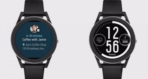 时尚和运动完美结合,Fossil推新款智能手表
