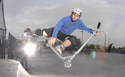 最适合儿童的Razor经典滑板车,双焊接工艺孩子更安全