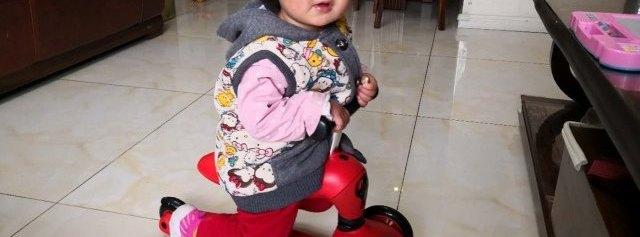 你的童年只需要一辆COOGHI酷骑多功能滑行车