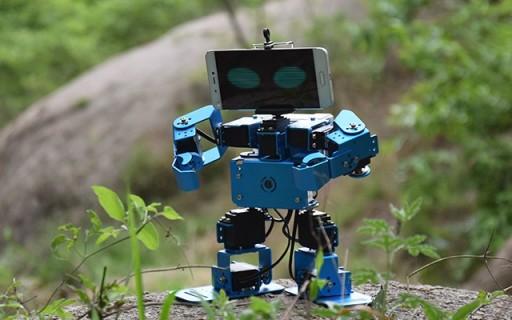 视频 | 培养孩子动手能力,IronBot机器人有一套
