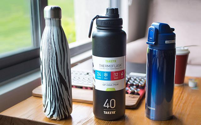 3款保温瓶中的神器,让你随时喝到有温度的水 | 视频