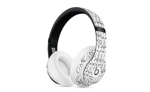 苹果上线新款Beats Studio 3无线耳机:涂鸦风格致敬内马尔