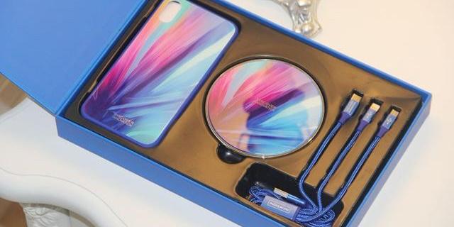 艺术花瓶get新技能,无线充也要超高颜值,Nillkin奇幻无线充电精装礼盒体验