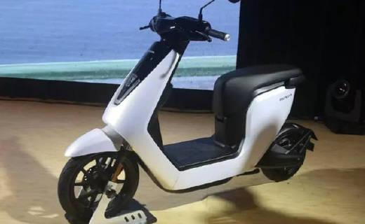 本田智能GPS电动车:极简运动风,今年量产上市