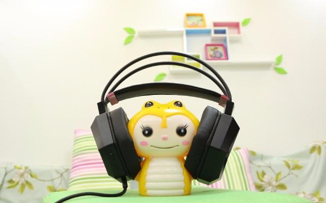 专为吃鸡打造的电竞耳机 — 钛度暗鸦之眼THS300游戏耳机体验