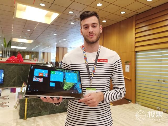 联想誓师大会雅典站全线新品体验:AR游戏套装、模块手机亮瞎眼