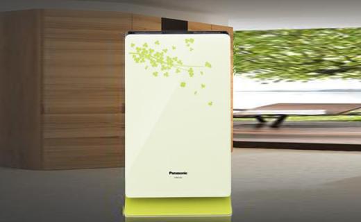 """松下空气净化器:在家享受""""森""""呼吸,入门首选性价比之王"""