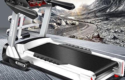 凯速KT946D跑步机:减震技术运动静音不扰人,折叠设计不占空间