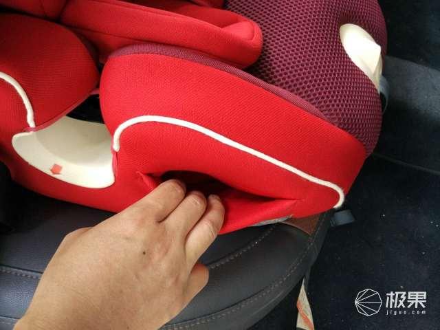 kiwy无敌浩克plus安全座椅试用报告 第23张
