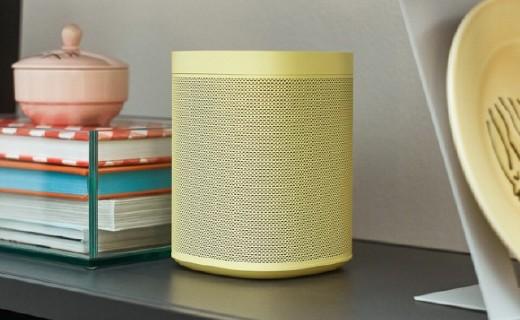 Sonos携HAY推蓝牙音箱:极简风格、限量发售!