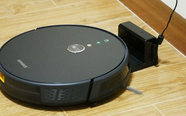人生中的第一个智能扫地机器人: OPODEE OP30W体验