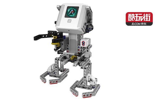 能力风暴教育机器人积木系列氪1号