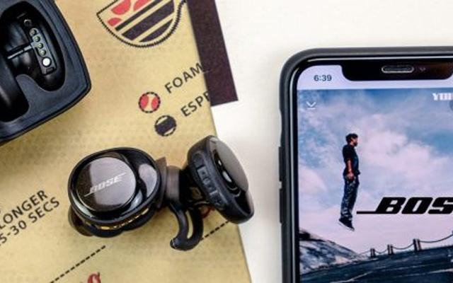 无惧线材束缚真自由,天籁般音质秒杀AirPods — Bose SoundSport Free 真无线蓝牙耳机体验