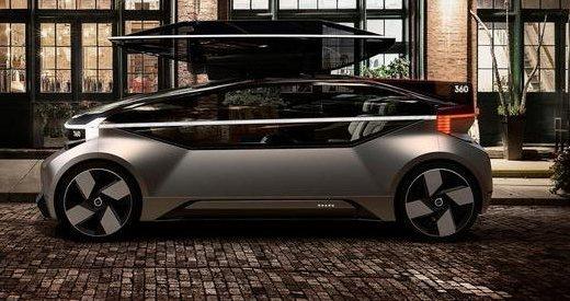 沃尔沃发布自动驾驶概念车!内饰豪华,堪比陆地头等舱!