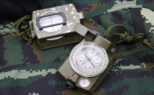 悍顿HD15C241指南针:抗压防水设计,5秒精准定位
