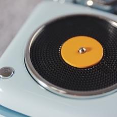 「瞬间点燃」你的复古情怀,猫王原子唱机B612上手体验